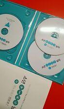 Korean DBSK TVXQ Tohoshinki Uknow Yunho 3 DVD set + Photobook