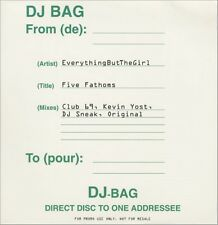 """Everything But The Girl 5 Fathoms Double Usa Dj 12"""" #2"""