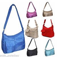 Handbag Long Shoulder Strap Bag Cross Body Compartments Pockets Travel Holiday
