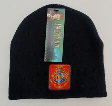 HARRY POTTER BEANIE HAT SKULLY CAP TOBOGGAN YOUTH MAGIC MOVIE BOOK WIZARD NEW