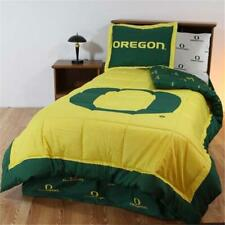 College Covers Orebbflw Oregon Bed in a Bag Full - With White Sheets