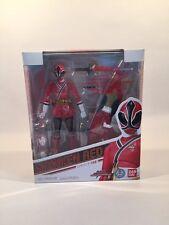 Bandai S.H.Figuarts Samurai Sentai Shinkenger Shinken Red Kaoru Shiba with Box