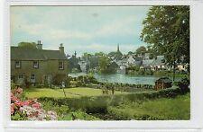 NEWTON STEWART FROM MINNIGAFF: Wigtownshire postcard (C28148)