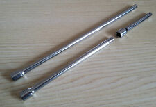 1/4 de pulgadas Socket Bar Juego de extensión para trinquete DRIVE cambio rápido Macho Hembra 3 pce