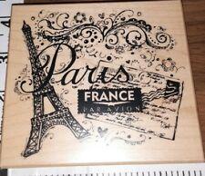 Psx,Paris france,k3166,M2,rubber, wood