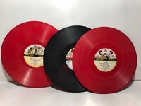 LOT OF 3 ~ VINTAGE PETER PAN RECORDS ~ 78 RPM ~
