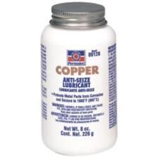 Permatex Inc 09128-CAN Copper Anti-seize Lubricant, 8 Ounce Brush Top Bottle
