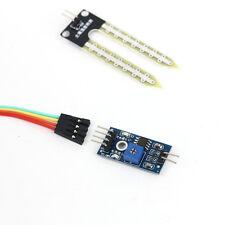 Hot Soil Hygrometer Detection Module Moisture Water Sensor Measure For Arduino
