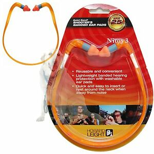 Quiet Band Hearing Protection 25 db   (T)