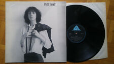 PATTI SMITH - Horses * LP * ARISTA ARTY 122* UK 1975