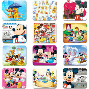 Fashion Cute Cartoon Family Laptop Computer PC Optical Soft Rubber Mouse Pad Mat