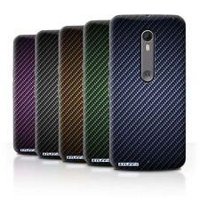Étuis, housses et coques Motorola Moto X en fibre de carbone pour téléphone mobile et assistant personnel (PDA)