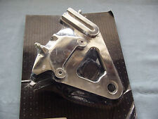Softail Rear Brake Caliper Chrome by Billet Concepts USA Harley Heritage 1987-99