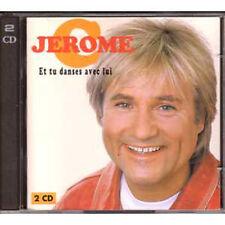 ☆ 2 CD C. JERÔME Et tu danses avec lui ☆ RARE 1993  ☆