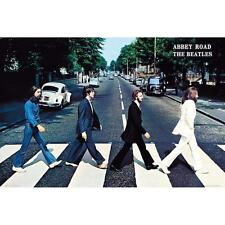 ~~ THE BEATLES ABBEY ROAD POSTER ~~