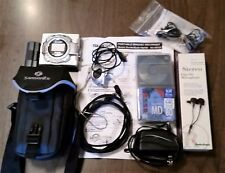 Sharp MD-MS722 Portable MiniDisc Recorder very good condition Ton of accessories