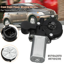 Electric Power Window Motor Front Right Side For Toyota RAV4 Camry  !