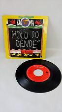 45 tours KAOMA MOCO DO DENDE vinyle musique