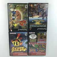 Playstation2 PS2 PacMan World 2 Nancy Museum Greatest Hits Jak Daxter SOCOM HG52