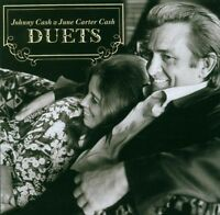 "JOHNNY CASH ""DUETS"" CD NEUWARE!!!!!!!!!!!!!!!!!!!!!!!!!"