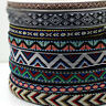 5/10 Yards Retro Jacquard Trim Woven Braid Embroidery Ribbon DIY Chocker Sewing