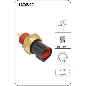 Tridon Coolant Temp Sensor TCS011 fits Ford Bronco 4.9 302ci 4x4