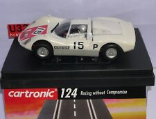 CARTRONIC 31003 SLOT CAR 1/24 PORSCHE 906 #15  MB