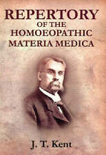 Repertory of the Homoeopathic Materia Medica and a Word Index by James Tyler Ken