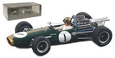 Spark S4778 Brabham BT19 #1 2nd Dutch GP 1967 - Jack Brabham 1/43 Scale