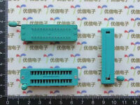 DZ269 Green 1PCS 28-pin 28 Pins Test Universal ZIF IC Socket  #