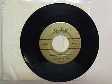 """STRANGERS IN TOWN: You'll Never Know 2:10-Be My Friend-U.S. 7"""" Toy Tiger Records"""
