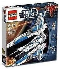 LEGO Star Wars Set 9525 Pre Vizsla's Mandalorian Fighter NEW & Factory Sealed