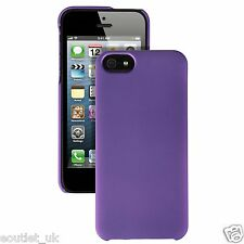 Contour Design Snap on Case for iPhone SE/5s/5 - Purple NEW BOXED