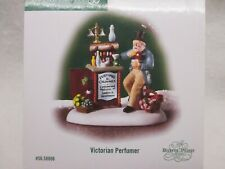 "Dept 56 Dickens Village  ""Victorian Perfumer""  #56 58806"