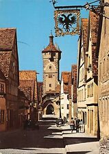 BT10981 Rothenburg ob der tauber         Germany