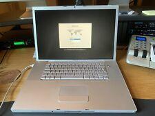 Apple MacBook Pro 2.4GHz Dual-Core 2007