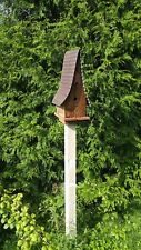 Frame Shanty Large Bird House Amish Handmade Wood