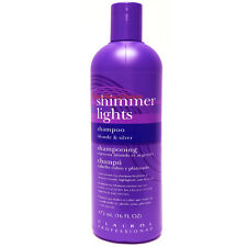 Clairol Shimmer Lights Shampoo for Blonde & Silver Hair 16 oz
