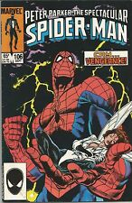 SPECTACULAR SPIDER-MAN (1976) #106 - Back Issue VFN/NM