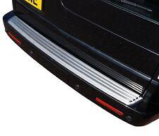 Spazzolato PARAURTI POSTERIORE passo copertura per Land Rover Discovery 3/4 LR3 Accessorio pedata