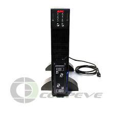 APC Smart-UPS XL 1000VA 800W 540J AC 120V Rack Mount 2U 6 Outputs SURTA1000XL