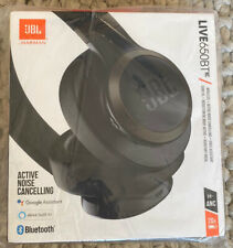 JBL by Harman Live 650BT Noise Cancelling Headphones