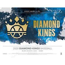 Boston Red Sox 2020 Panini Diamond Kings 6 boxes 1/4 case break # 1
