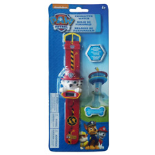 "Nickelodeon/Spin Master PAW PATROL Character LCD Digital Watch ""MARSHALL"" 2016"