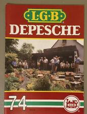 LGB Depesche 74