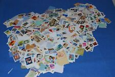 World on paper kiloware unpicked as received 10 oz BlueLakeStamps Great Variety