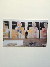 Georg Baselitz. Private View Tarjeta de invitación, Gagosian Gallery, NYC, 2012