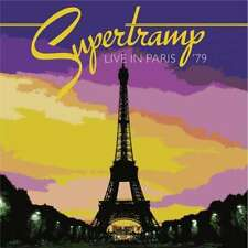 Supertramp - Live In Paris NEW DVD
