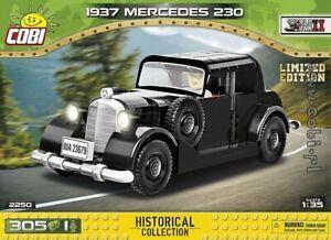 COBI LIMITED 1937 Mercedes 230 COBI set 2250 305 bricks