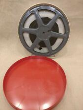 Proyector De Película Vintage 16mm Carrete Carrete & De pie Estuche